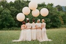 Quirky Wedding Props / Fun ideas to do yourself - add a personal touch - DIY