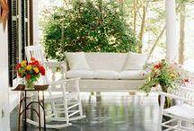 Urban Garden and Porch Inspiration / Urban / City Garden and Porch Inspiration and Solutions