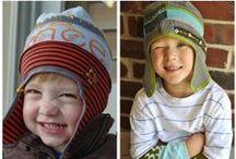 Schnittmuster und Nähtutorials für Kinder