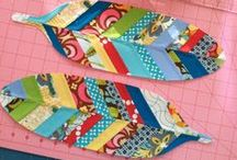 Patchwork, Quilting und Applikation