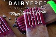 Paleo Frozen Treats / Grain Free, Gluten-free, Paleo Frozen Treats: Ice cream, Popsicles and More