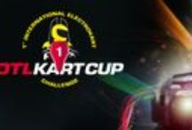 OTL Kart Cup - World Challenge / www.otlkartcup.com THE MOST EXCITING CHALLENGE OF WORLD! A FUTURE LIKE A DRIVER AND A RICH PRIZE ARE WAITING FOR YOU. THE FINAL WINNER WILL HAVE THE OPPORTUNITY TO DRIVE A RACING CAR IN A CIRCUIT, A GRAND PRIX FORMULA.IF YOU LIKE KARTS, IF YOU WANT TO GET INVOLVED AND HAVE FUN WITH YOUR FRIENDS. IT'S GOING TO START THE FIRST INDOOR ELECTROKART CHALLENGE IN THE WORLD!