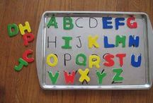 Little Learners / Fun activities that reinforce pre-reading skills.