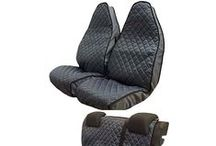 We LOVE Seat Covers {Made in Britain} / Premier Products manufacture semi-tailor fit waterproof seat covers for a wide range of cars.  Prices start from £19.99 Standard Seat Covers are available in: Black, Grey, Navy, Green, Blue and Red Quilted Seat Covers are available in: Black, Grey, Navy, Green and Blue