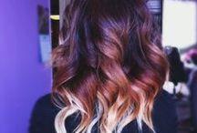 hairstyles / by Cydney