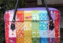 Taschen nähen / Schnittmuster und Tutorials für schöne Taschen