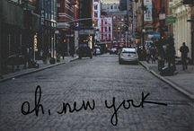 New York Trip / by Whitney Strand