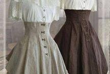 Steampunk und historische Kostüme