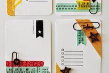 Planner / Scrap booking