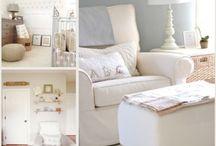 Neutral Nursery - Whites and Grays