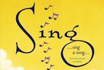 Singing with Your Young Child - Every Child Ready to Read @your library / One of the five best ways to help your child get ready to read is Singing!  Singing helps children hear the distinct sounds that make up words. This is an important early literacy skill. Songs also teach new vocabulary and introduce new ideas and concepts.  Sing with your children any chance you have. You don't need a perfect voice, just some enthusiasm. Play music that was written especially for children. Check out music CDs from the library or sign into hoopladigital.com.