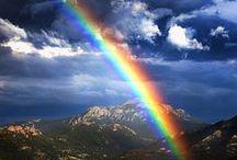 Colorful / Des images aux couleurs d'arc-en-ciel