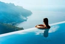 Relaxing / Se relaxer, des piscines magnifiques...!