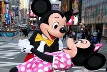 *mickey&minnie* / Mickey and Minnie.. / by Sylvia Chabebe