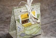 Card foldings