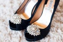 Shoe Heaven / Shoes have the ability to transport you to another life the second they are stepped into