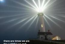 Lighthouses / fyrtårn og lykter