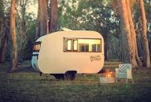 Love Caravan & Camping? / These are some of the fun and funky caravans we think are very cool.