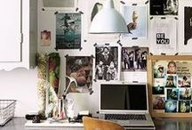 Home office wish list / Today's entrepreneurs often need a home office as well as a standard office. Should be somewhere to encourage creativity.