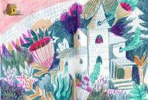 Good Illust : House & Street