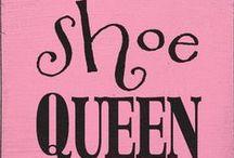 "** Certified Shoe Addict ("",) **"