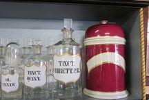 Apothecary Antiques & Collectables / by John Stevens