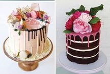 Cake Ideas / The latest ideas and trends in the cake world.   Shop products to help you ice and deliver your cakes without stress at www.CakeSafe.com
