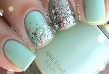 Tips & Toes / Colorful fun nail art and styles for everyone and all occasions
