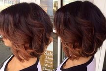 Hair styles / Hair styles, cuts, colors, updos