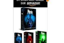 Saga La Porte d'Anthony-Luc Douzet / Une trilogie à ne pas manquer !!  Trois mondes se rencontrent dans une seule histoire...osez ouvrir la Porte, de nombreuses surprises vous attendent !