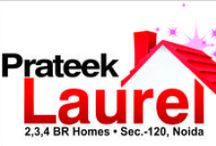 Prateek Laurel- Where greens are a part of life / Prateek Laurel, a one of its kind milestone project is brought to you by the prateek Group, an organisation that has always kept its commitment of timely delivery while keeping true to their core value of transparency. Prateek Laurel comes with a great combination of luxury, location and landscape. These planned apartments within the greens bring you closer to nature and your loved ones too.