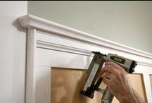 Molding & Interior Installation / Installation tips for moldings, wainscoting & other interior applications.