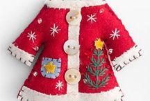 Couture pour Noël / Fêtes de fin d'annee