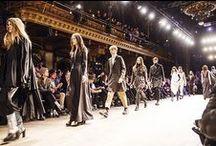 Fashion week Stockholm FW15
