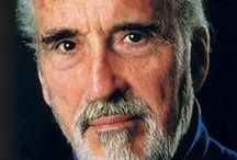 Christopher Lee (1922 - 2015) / by Highland Park Public Library A-V Department