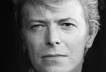 David Bowie (1947 - 2016) / by Highland Park Public Library A-V Department