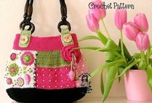 Crocheting - Bags