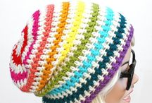 Crocheting - Hats