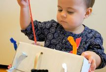 Attività Montessori e giochi educativi