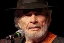 Merle Haggard (1937 - 2016) / Merle Haggard (1937 - 2016) / by Highland Park Public Library A-V Department