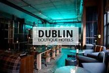 Dublin Boutique Hotels / All the beauty of a big city but contained in a village-like atmosphere, Dublin is a great European capital for a city break in a Boutique Hotel.