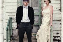 My wedding board / Ideas for my wedding . Anything 1920s, vintage, gatsby and rustic! Wedding date 16/02/2019