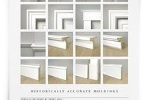 The Classic American Molding Collection