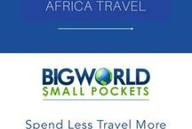 Travel Africa / The Best Travel Tips, Destination Guides, Itineraries and Advice when Adventuring through Africa