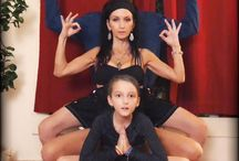 Family Yoga / Yoga, partner yoga, family yoga...FUN yoga.