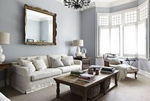 Living rooms / by Bloom Interior Design