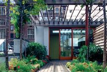 Garden Pergolas & Trellis