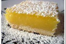 desserts / by Jean Hofer