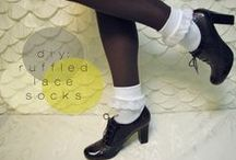 diy clothes: stockings