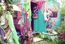 hippie, gypsy, free spirit me / by Lins